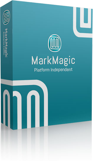 MarkMagic Platform Independent Barcode Labeling Software