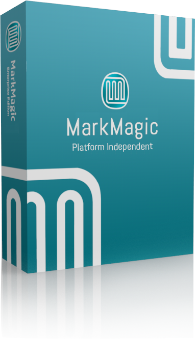 MarkMagic Platform Independent Barcode Software