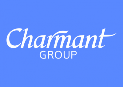 Charmant Chooses MarkMagic Barcode Labeling Software