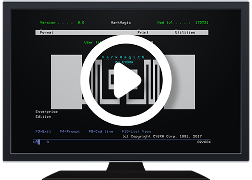 MarkMagic Barcode Label Printing Software | CYBRA Corporation