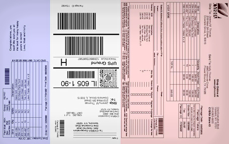 Design forms and labels with multiple forms with the MarkMagic FormWeaver Add-On.