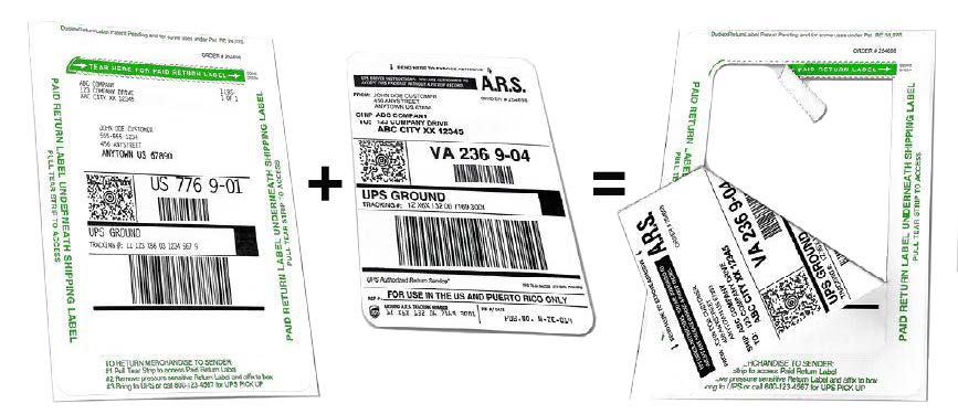 Eliminating multiple packing slips with Green Ship Solutions.