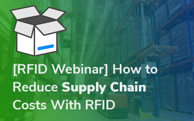 How to Reduce Supply Chain Costs With RFID