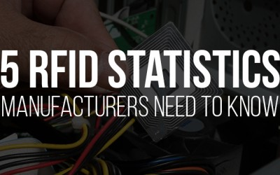 5 RFID Statistics Manufacturers Need to Know