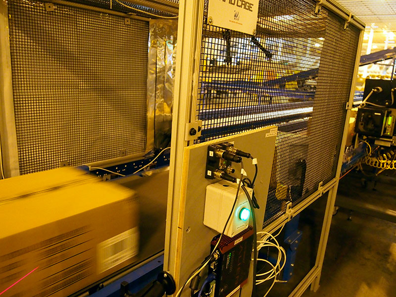 RFID Cage Frees Up CYBRA's Customers