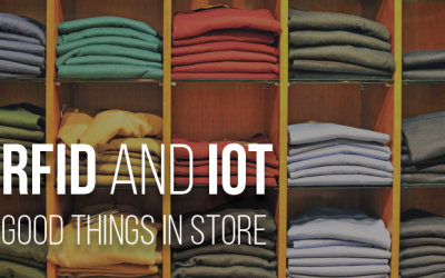 Check Out Apparel Magazine's RFID and IoT Report