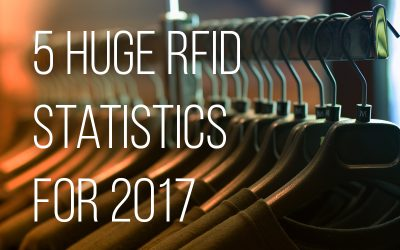 5 Huge RFID Statistics for 2017
