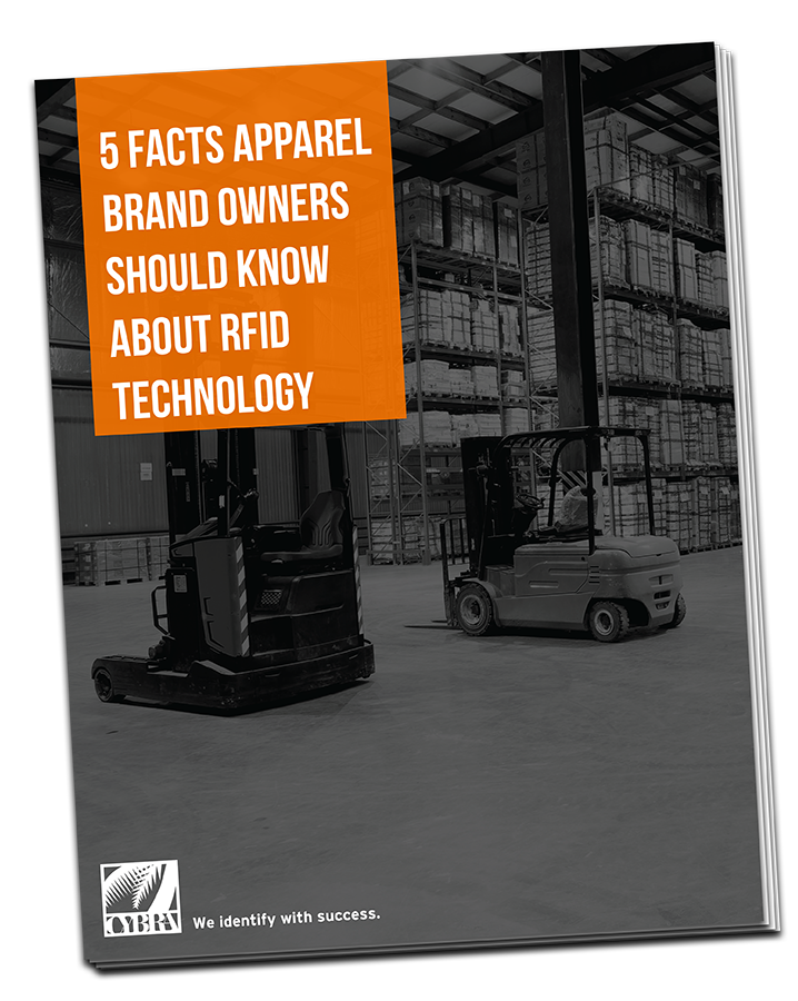 Five Facts Retail Brand Owners Should Know About RFID