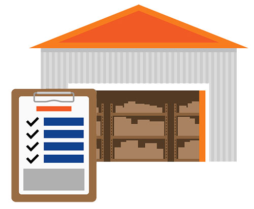 An RFID site survey is a physical survey of the premises where the RFID processes will occur.