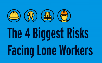 The 4 Biggest Risks Facing Lone Workers