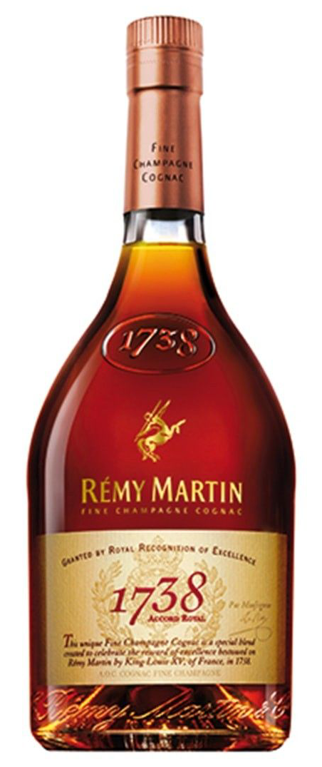 Remy Marting Cognac relies on MarkMagic barcode labeling software.