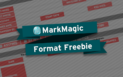 Download This Free Work Order MarkMagic Format