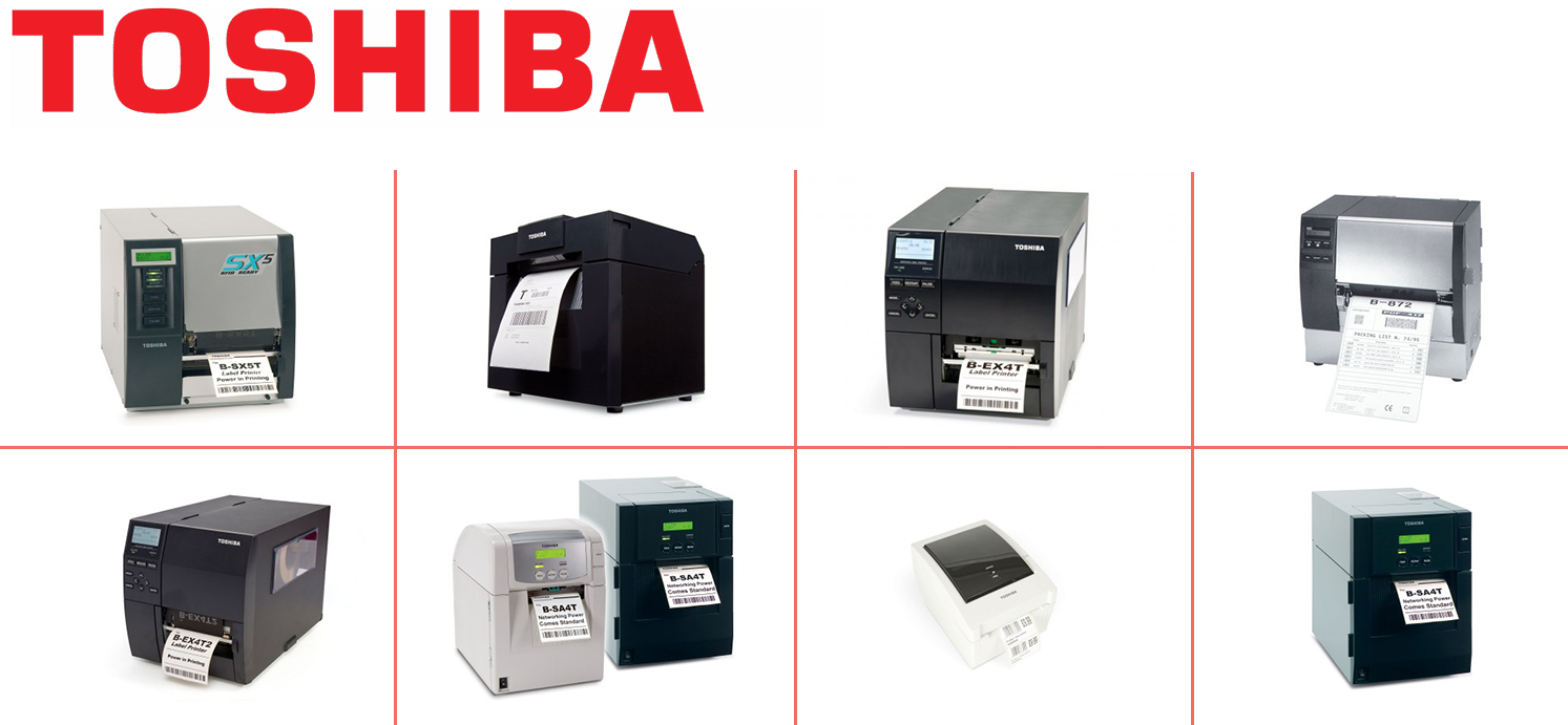 MarkMagic 9.5 supports Toshiba TEC thermal barcode printers.