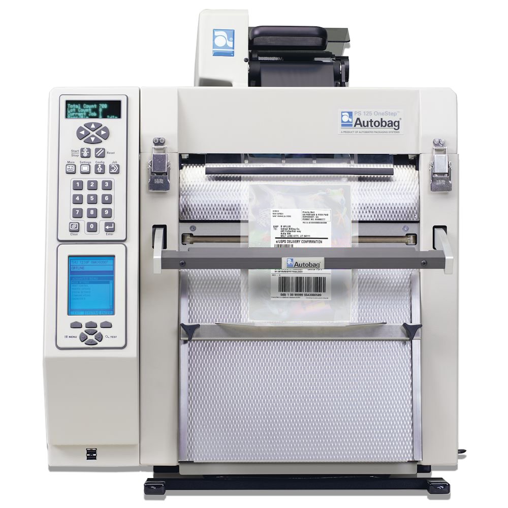 Automated Packaging Systems Autobag Printer