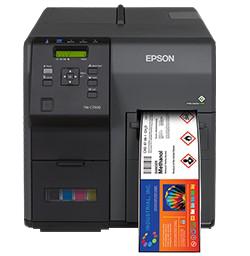 Epson ColorWorks C7500 Color Label Printer