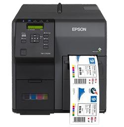 Epson ColorWorks C7500G Color Label Printer