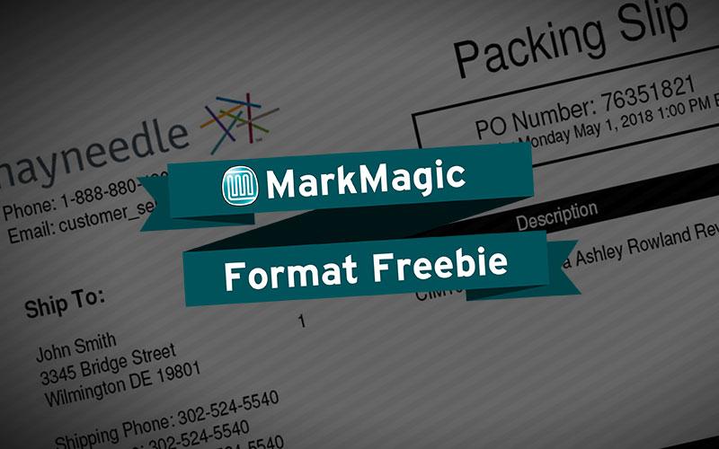 Free Hayneedle Packing Slip Template Format