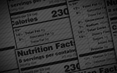 FDA Announces Nutrition Facts Label Compliance Date