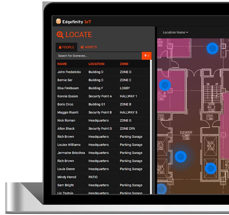 Edgefinity IoT - RFID Tracking Software | CYBRA Corporation