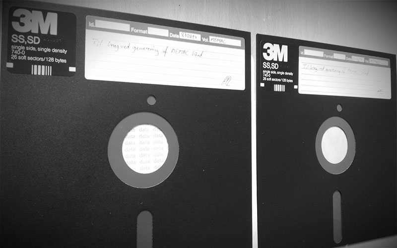 Floppy Disks and their Legacy of Reliability