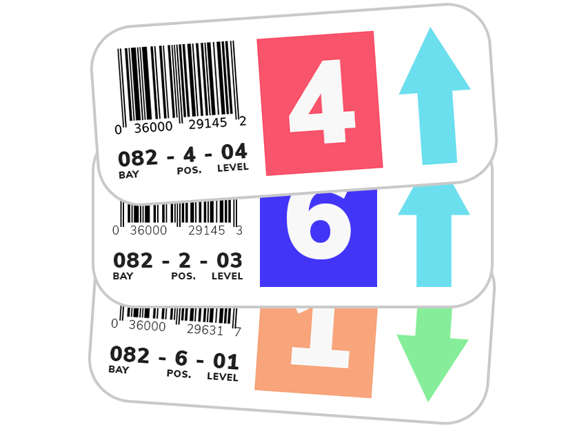 Warehouse and Package Labels