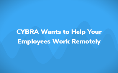 CYBRA Wants to Help Your Employees Work Remotely