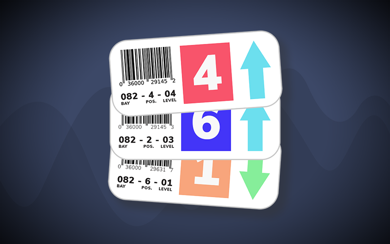 Benefits of Deploying Color Labeling into Your Supply Chain
