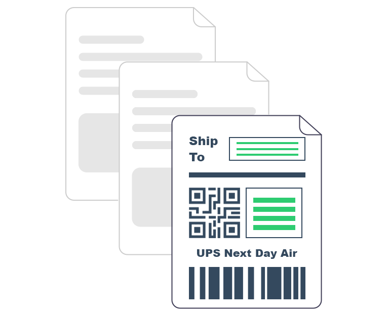 Alter barcode types with MarkMagic's PrintTransformer Add-on.