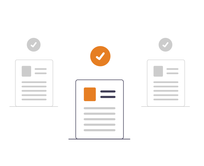 Print preview your forms and labels in MarkMagic