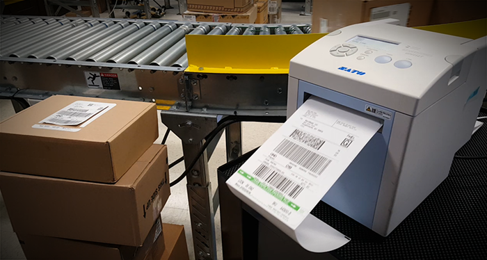 Duplex label printing is supported by MarkMagic