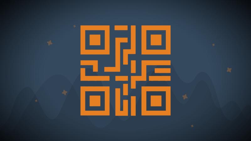 2D Laser Barcode