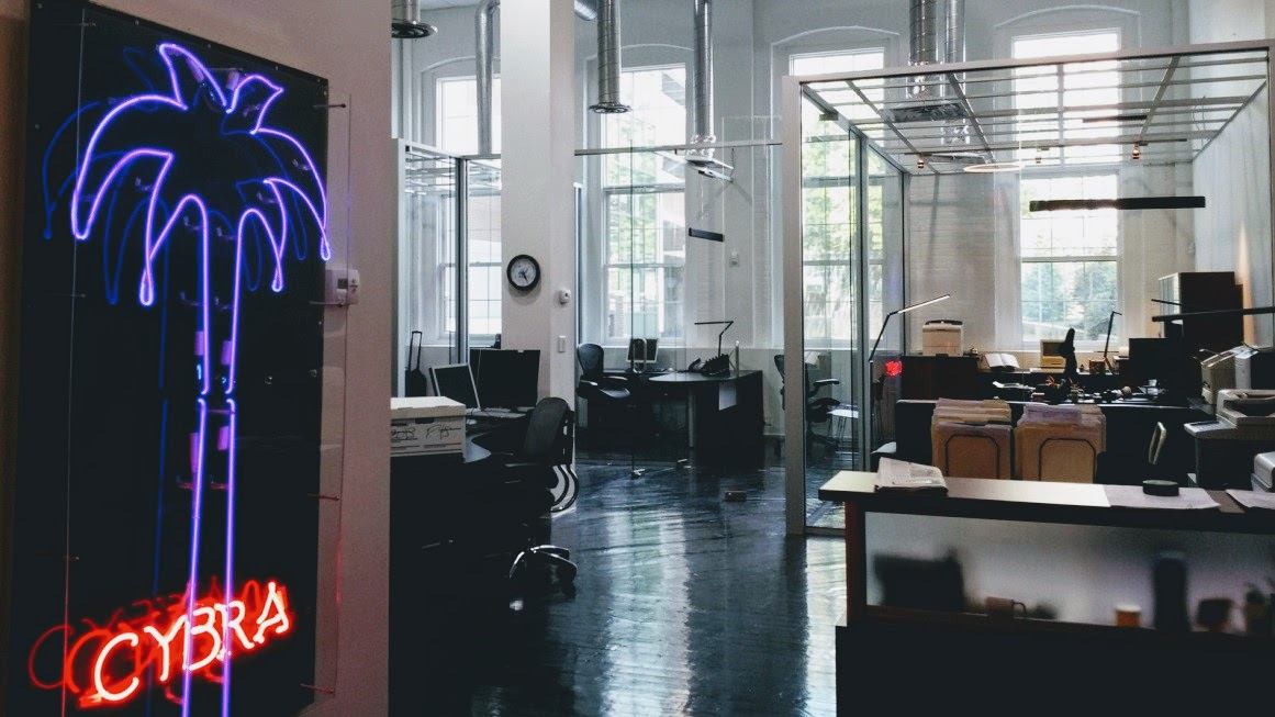 CYBRA's Yonkers office
