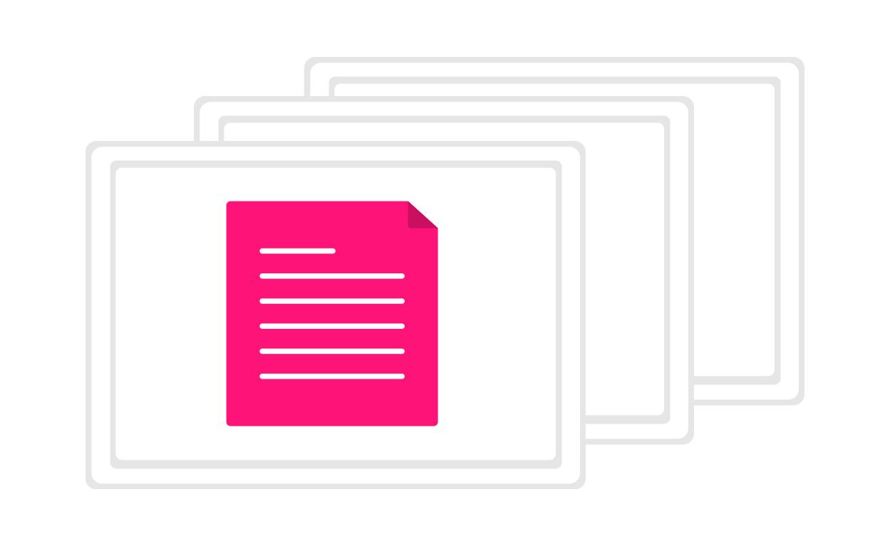 All-New Web Help Documentation