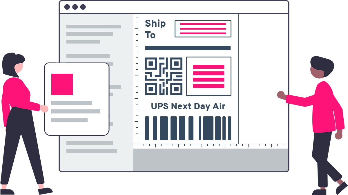 MarkMagic X barcode labeling software is the easiest way to design and print the barcode labels, electronic forms, reports, and RFID tags you need to communicate with your customers and suppliers.