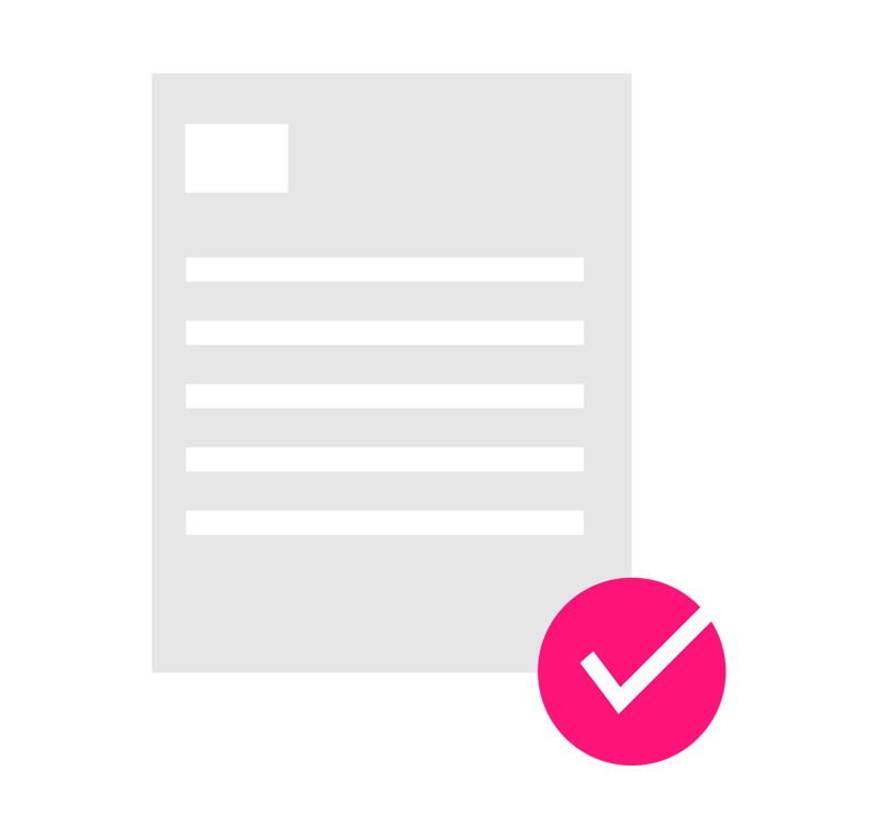 New License Upload API