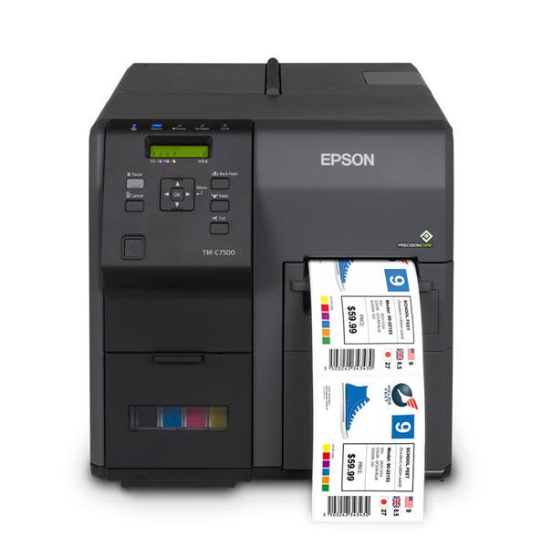 Color Thermal Label Printers