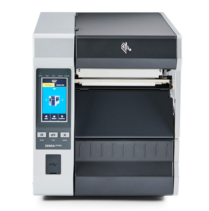 Industrial Thermal Barcode Label Printers