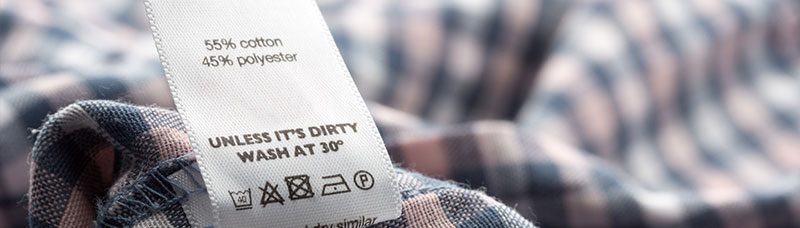 Fabric Care Label Applications