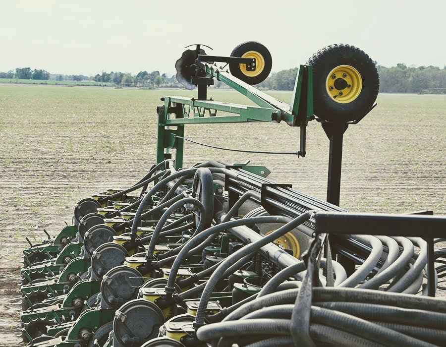 Farming Equipment and Asset Tracking.
